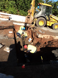 Sewer & Water Main Repairs